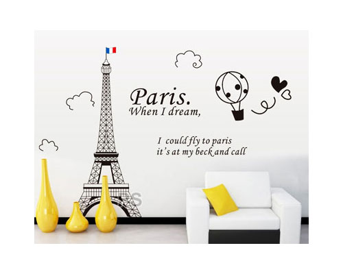 Paris Dream Black