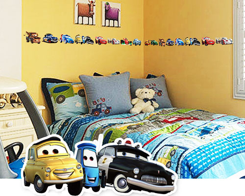 Wall Sticker Cars Lis - DC9013