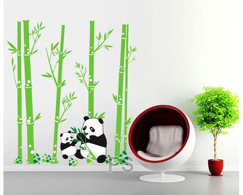 Panda At Home