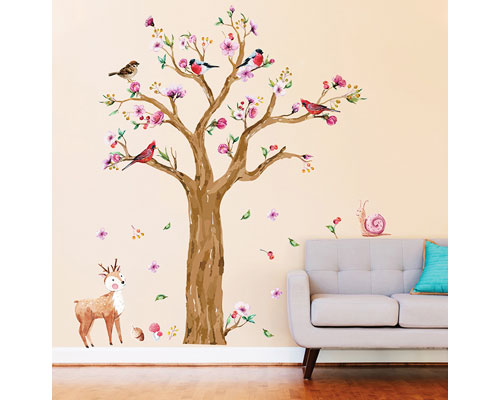Double Paint Tree Deer - JM7336