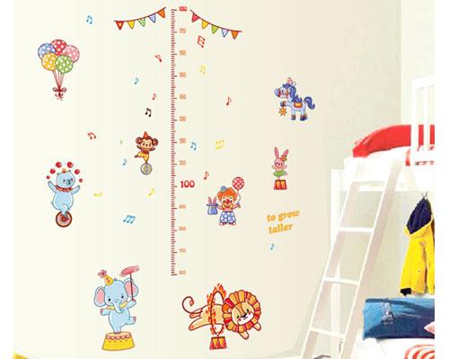 Wall Sticker Grow Taller - SK9213