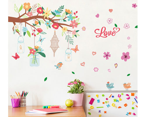Wall Sticker Love - XL7213