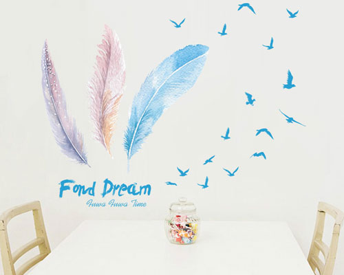 Wall Sticker Fond Dream - XL7215