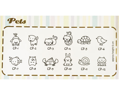 Family Sticker - Pets