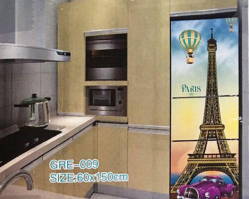 Refrigerator Sticker - GRE009