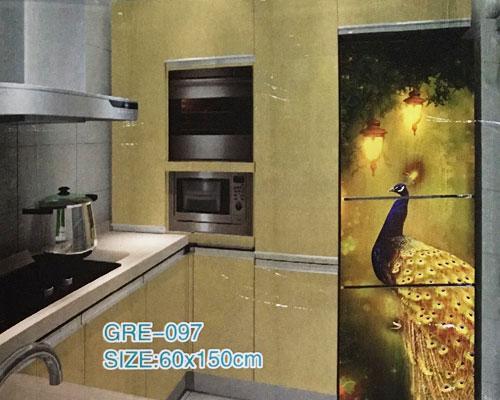 Refrigerator Sticker - GRE097