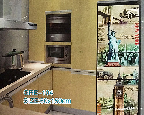 Refrigerator Sticker - GRE104
