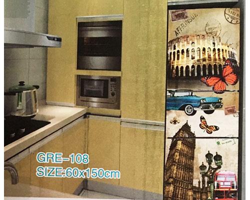 Refrigerator Sticker - GRE108