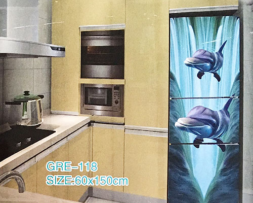 Refrigerator Sticker - GRE118