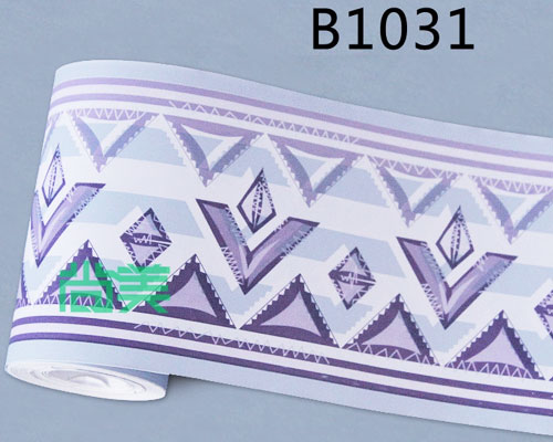 Sticker Border - B1031