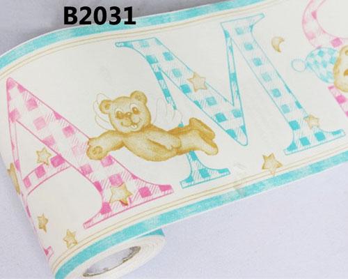 Sticker Border - B2031