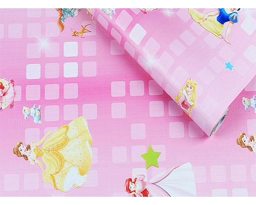 Wall Paper Sticker - Princess