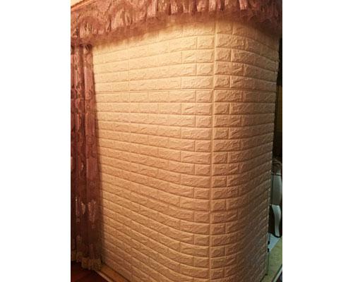 Wall 3D Brick - BR3723 - Soft Brown