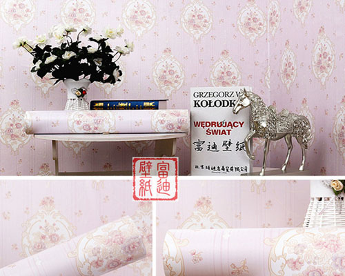 Wall Paper Sticker 10M - D767