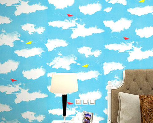 Wall Paper Sticker 10M - D961