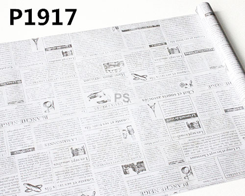 Wall Paper Sticker 10M - P1917 No Texture