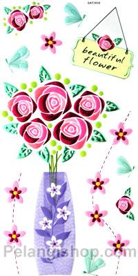 Roses - Emboss