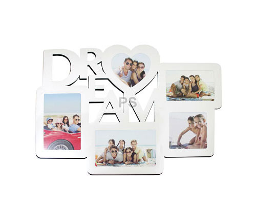 Wall Decor Mirror Frame - FMM1010
