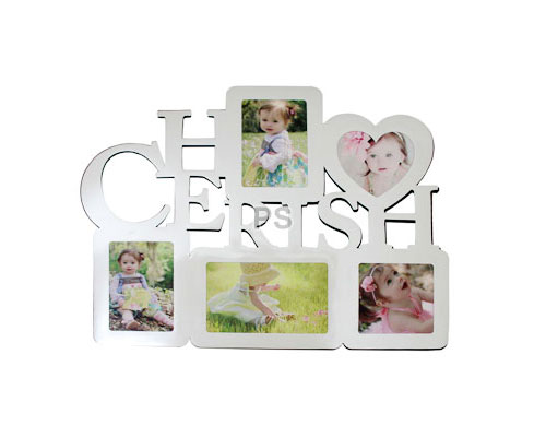 Wall Decor Mirror Frame - FMM1014