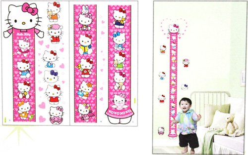 jual stiker tembok hello kitty: Jual wall sticker wall sticker sticker stiker dinding home